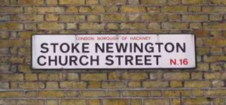 Two Way Traffic On Stoke Newington Church Street, Restored