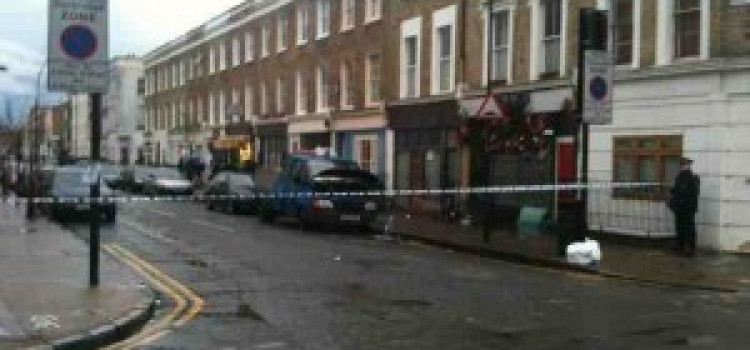 Gun Shots In Allen Road Stoke Newington