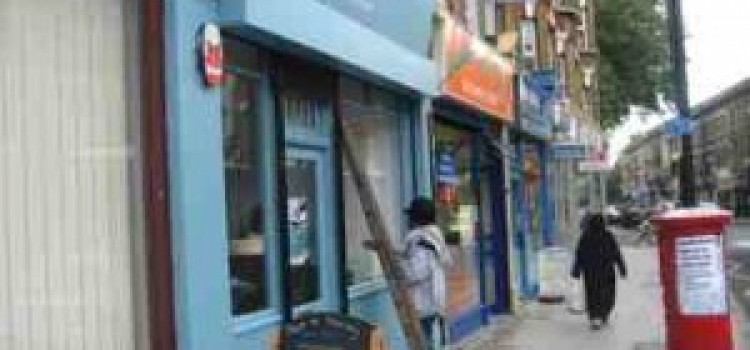 Pages Of Hackney Shortlisted For Award