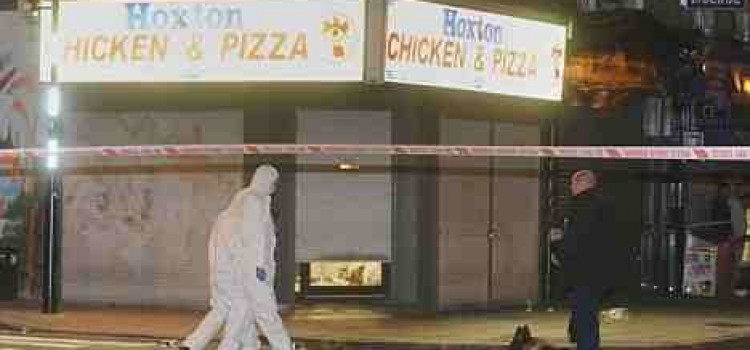 Second Man Charged In Hoxton Takeaway Shooting