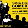 Hackney School DropOut Comedy Bin Wednesday, 2 June