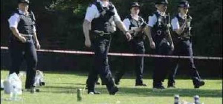 London Fields Gun Battle – Man Shot During Festival