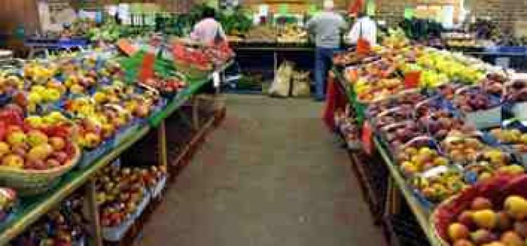 Farmers Market Comes To London Fields