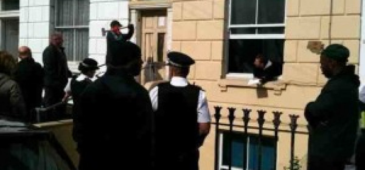 Police Called To Stoke Newington Squatter Eviction