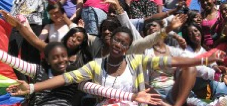 Hackney Young Women's Group – Get Pampered, Fit & Have Fun