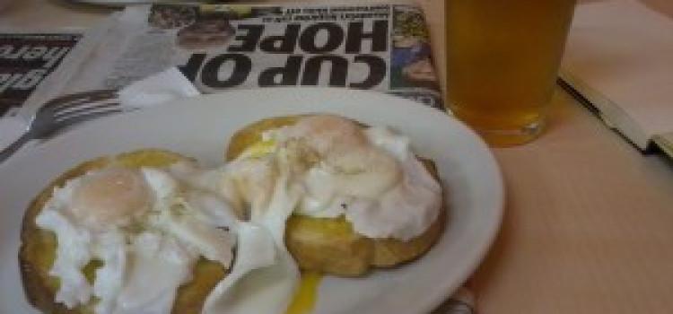 Eating my way round Hackney: 79 Clapton Cafe Restaurant