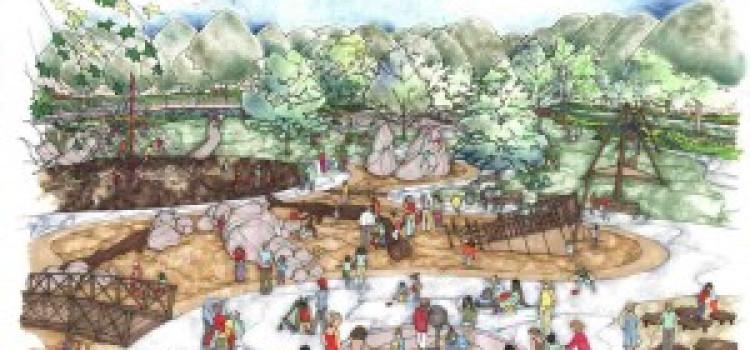 Stoke Newington: New Clissold Park Plans Revealed