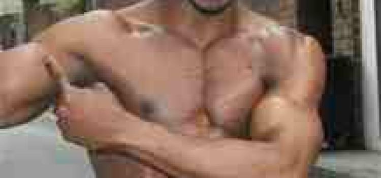 Tony Salam Wins Prize Fighter Vote