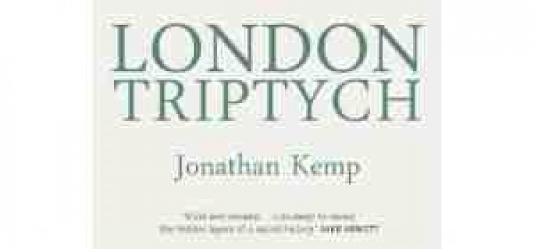 Hive Book Review: London Triptych – Jonathan Kemp