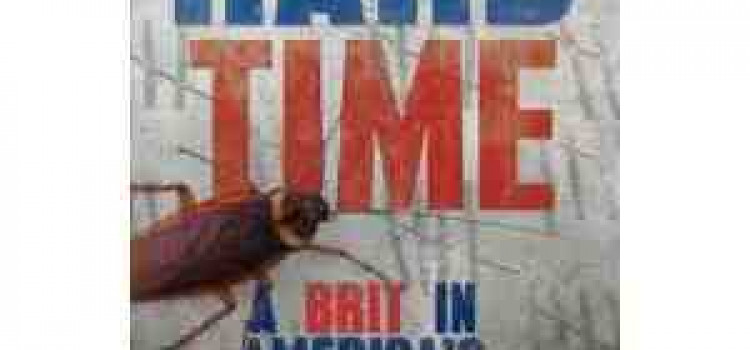 Book Review: Hard Time by Shaun Attwood