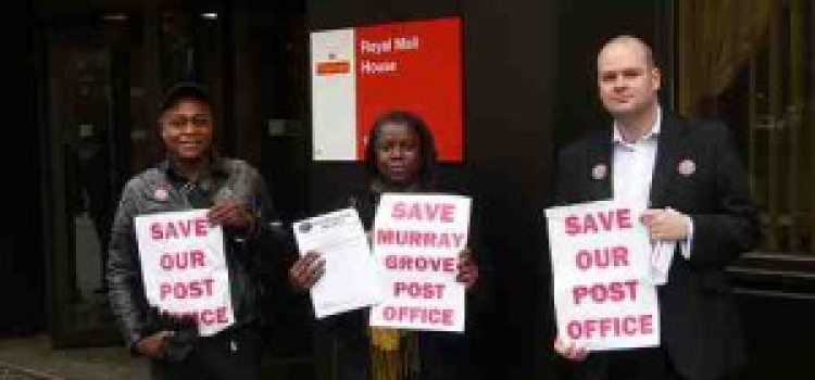Murray Grove Post Office to re-open in November