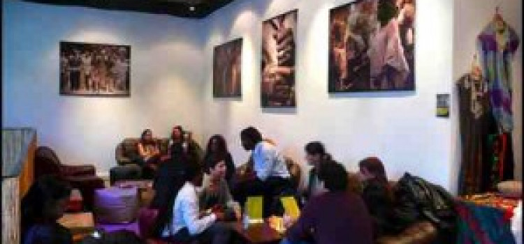 An African Caribbean Christmas dinner at Open The Gate Dalston