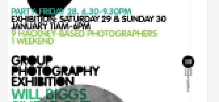 9 Hackney Based Photographers over 1 Weekend