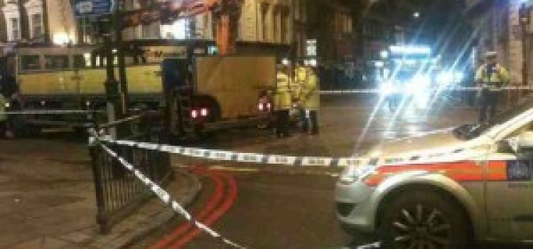 Cyclist in Collision with Lorry in Dalston