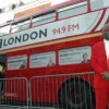 BBC Red bus comes to Dalston