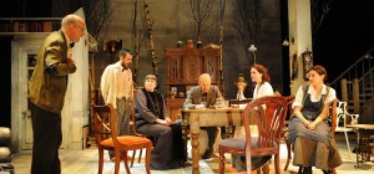 Uncle Vanya: The Arcola review