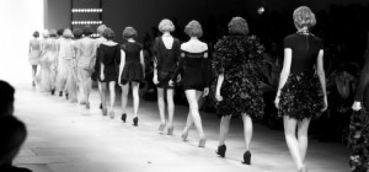 London Fashion Week: King of knitwear Mark Fast of Dalston