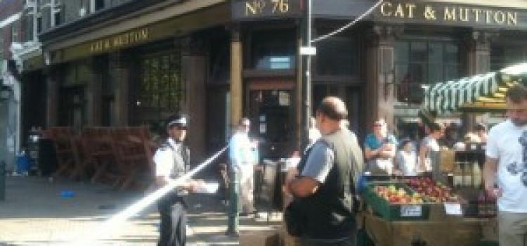 Broadway Market shooting: Woman was innocent bystander
