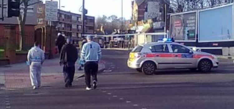Child injured in Stamford Hill vehicle collision