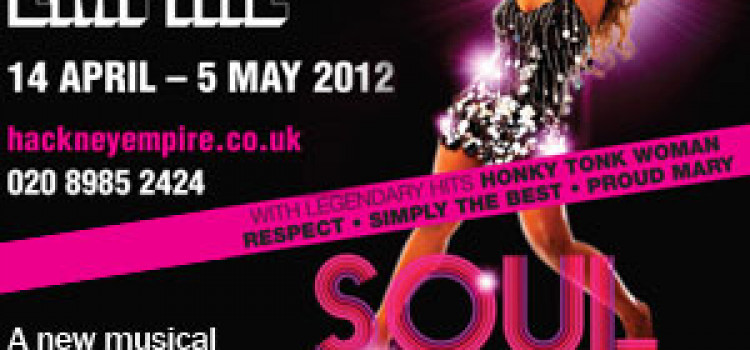 Win a pair of tickets to see Soul Sister at the Hackney Empire
