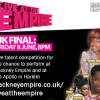 Win a pair of tickets for a special show down at Hackney Empire