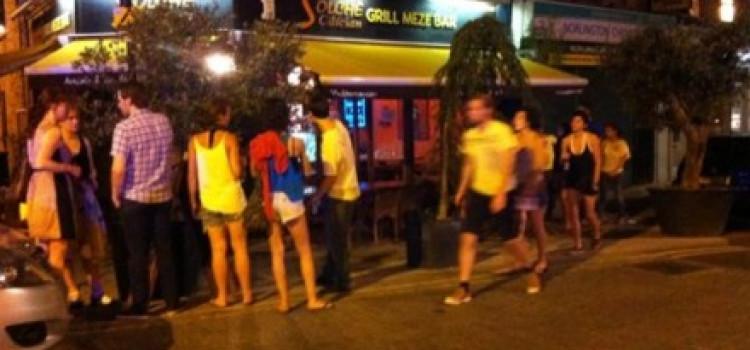 Shots fired at Broadway Market Turkish restaurant