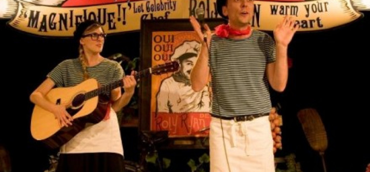 Theatre Review: Celebrity Night At Cafe Red