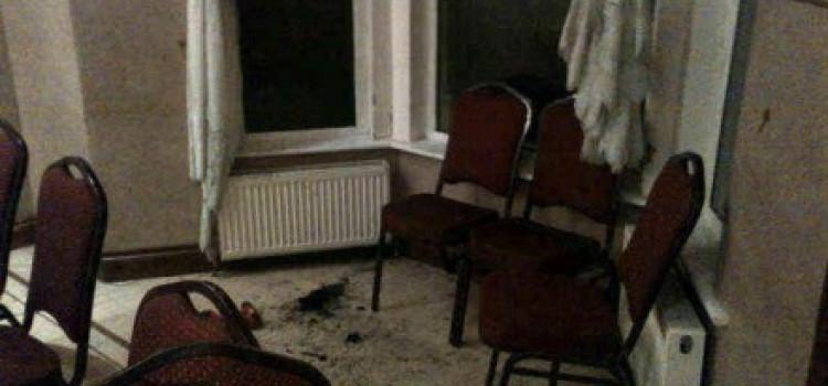 Arson attack a Stamford Hill Jewish School