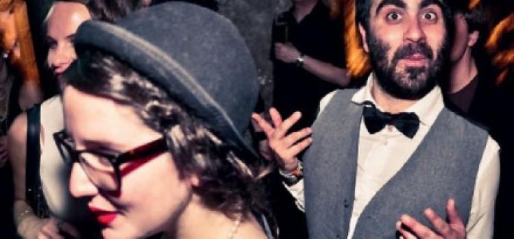 White Mink Electro Swing Speakeasy at Bedroom Bar in Shoreditch