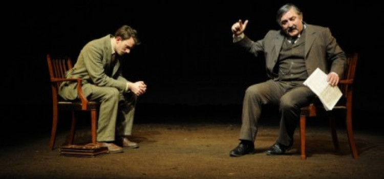 Theatre Review: The Dark Earth and The Light Sky