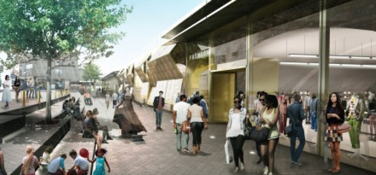 Hackney residents get a chance to have their say on Fashion hub plans