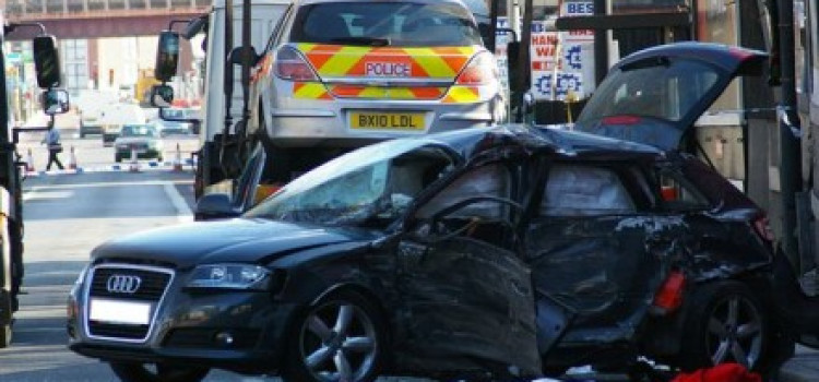 Two men killed in Easter weekend Haringey police car chase named