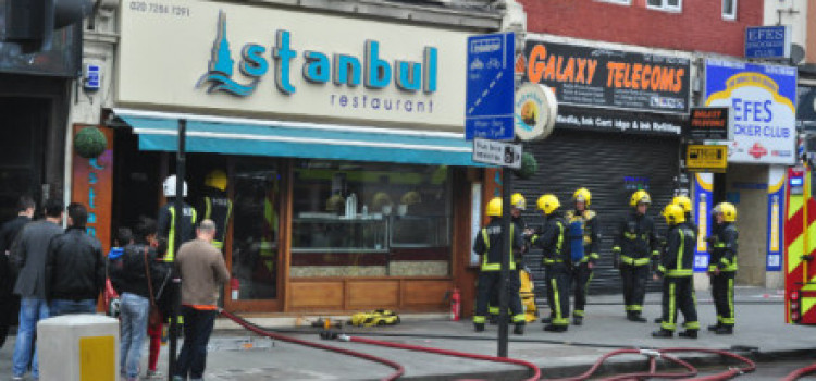 Fire at popular Dalston Turkish restaurant