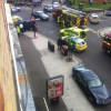 Cyclist critically injured in collision with car in Stoke Newington