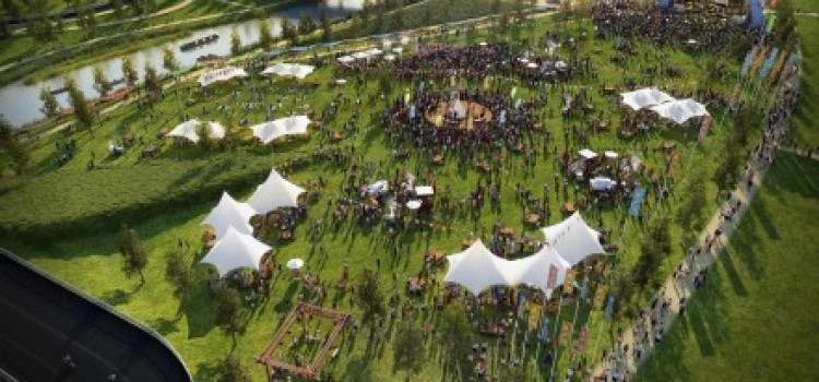 Win a pair of tickets for Open East Festival @ Queen Elizabeth Olympic Park