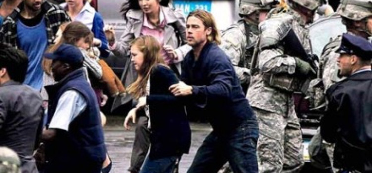 Film Review: World War Z