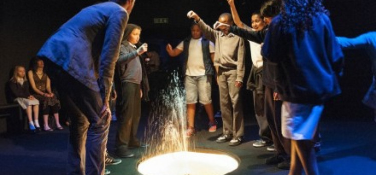 Bank On It, a magical children's show all about the Bank and much more at Beyond Barbican