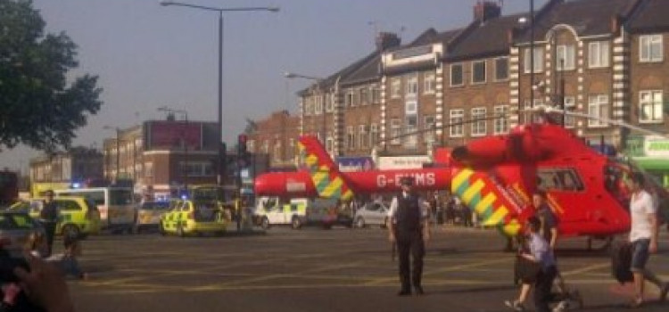 Cyclist critical after bus collides with bike in Stamford Hill