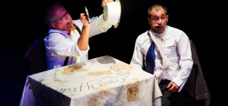 Theatre Review: La Razón Blindada