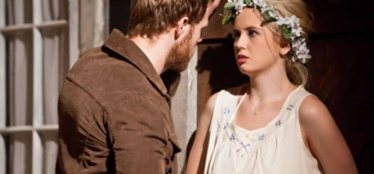 Theatre Review: Blood Wedding by Federico Garcia Lorca, translated by Tanya Ronder