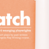 Hatch – an evening of new writing at the Park Theatre, Finsbury Park
