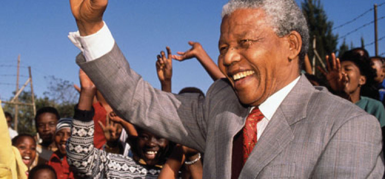 Hackney pays respect to Nelson Mandela