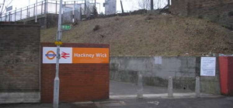Horror at Hackney Wick station as woman is electrocuted