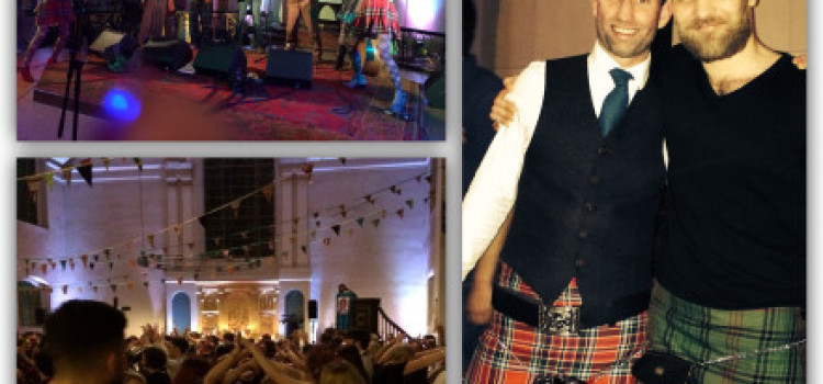 Burns Night – East London style