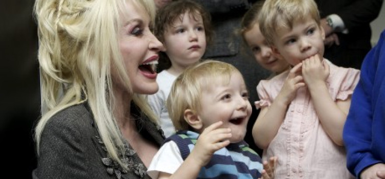 Dolly Parton Literacy program to help Hackney children