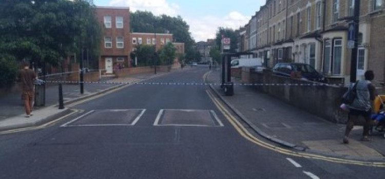 Breaking:  15 year old boy stabbed in Stoke Newington