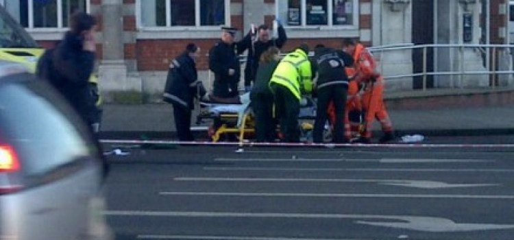 Woman fighting for life following Stamford Hill collision