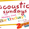 Acoustic Sundays: Terrible Twos