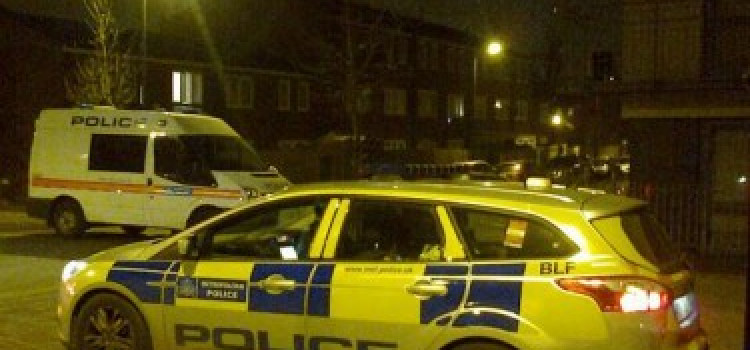 Man shot in Southwold Road