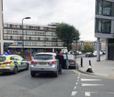 Police officer shot and wounded in Haggerston